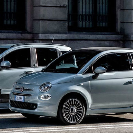 Garage Vincent Renaux - Fiat 500 et Panda Hybrid Launch Edition