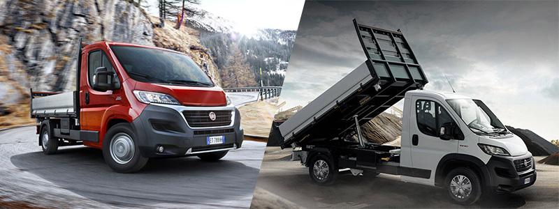 Garage Vincent Renaux - Vente de camion utilitaire Fiat à Namur
