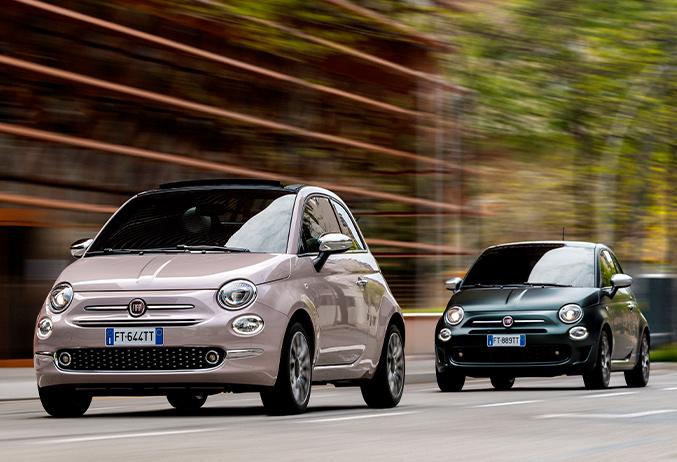Garage Vincent Renaux - Craquez pour une Fiat
